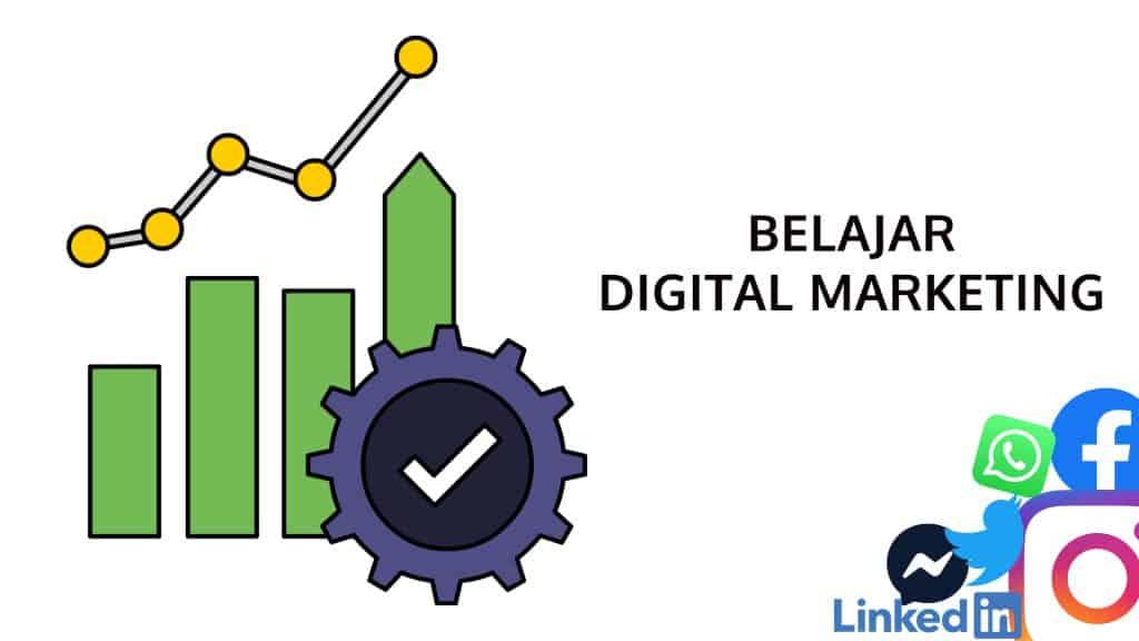 Kelas Digitalytics - Belajar Digital Marketing